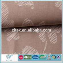 mulinsen textile polyester printed satin silk fabric with spandex