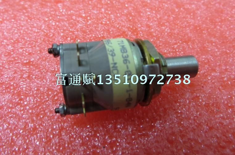 Buy [ BELLA]Imports GRAYHILL band switch 71MB36-01-1-04N stall switch a knife 17MM Axle 4 files--5pcs/lot cheap