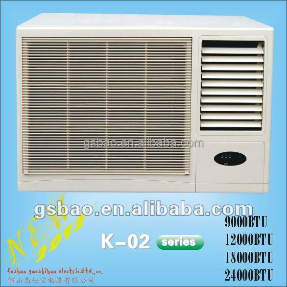 New 1 ton 2 ton window air conditioner buy window air for 2 ton window air conditioner