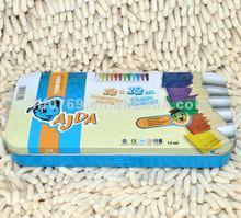 cartoon tin pencil box for kids