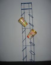 Mesh Milk tea display rack