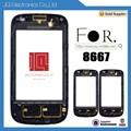 Eletrônicos telefone móvel& acessórios do painel de toque de tela para a huawei u8667