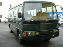 Nissan Civilian bus 29 seater year 1993 Japanese used bus