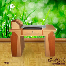 2015 nail salon manicure table/nail technician tables/professional nail table(N028)