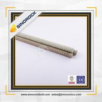SINOROCK light weight fiberglass anchor bolts