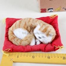 Kittens Sleeping Collectible Statue Decor