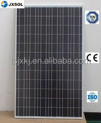 270w poly solar panel A grade JXSOL solar made in China