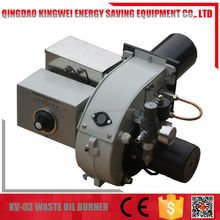 boiler fittings 15,000-40,000Kcal/H used engine oil burner factory for sale