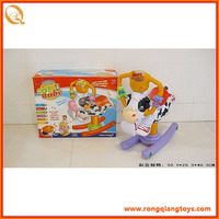 Swinging cartoon ride on toys car with light and music BC2044668-18