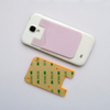 3M Sticker Custom Design Printing Silicone phone Wallet/pocket Silicone Card Holder