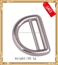 High quality safety lanyard buckle, harness d-ring, metal buckles factory, JL-328