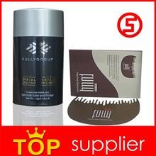 FULLY Keratin Hair Fiber Powder Private Label Hot New Idea 2015