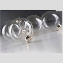 clear hollow glass balls for Christmas ornament for sale with low price