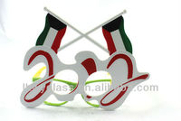 hot sell novelty Eco-friendly party glasses with eyes