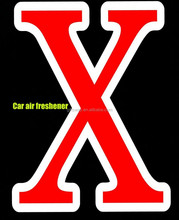 Hot selling Customized design Paper Card Car Air Freshener