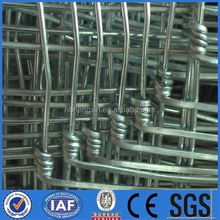 Top quality and low price 2.0 to 3.2mm Edge Wire Diameter,Field/Grassland/Horse/Cattle/Livestock Fence