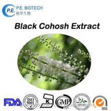100% natural Black Cohosh Extract powder with Triterpene