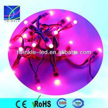 Waterproof IP65 DC5V 9mm dot pixel led light string