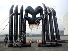 2015 new halloween decoration inflatable arch,inflatable archway