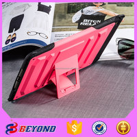 2015 New design PC + TPU 3 in 1 Hybrid phone case for IPAD 6, for IPAD 6 cell phone case