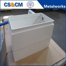 sheet metal aluminum battery box/battery cabinet fabrication