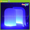 igloo cheap led inflatable photo booth air dome tent price