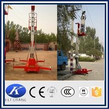 Luxury hydraulic man lift