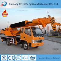 Flexible Operation Pickup Truck Diesel With Lifting Crane