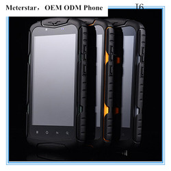 NEW Rugged Waterproof JEEP J6 1G RAM+8GB ROM 5.0 inch Smart Phone Android 4.2 MTK6582 Quad core cell phone 2SIM WIFI GPS 13.0MP