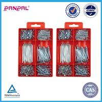 BSCI Approved Chinese manufacturer supply ZY6900 best seelig stainless steel wire nails,common nails,zinc finish