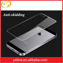 New Arrival Transparency phone back Protector for Iphone 5s