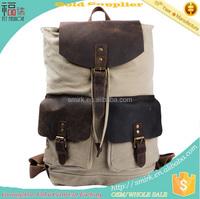 KB181901 2015 Korean Fashion Leather Sport Traveling Backpack Baby Bag
