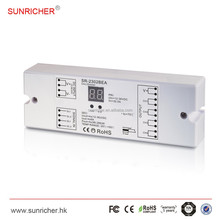 2015 hot selling New DALI LED Driver/Dimmer for led strip 4CH Max32A