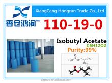 2015 Good price high purity Isobutyl Acetate CAS 110-19-0