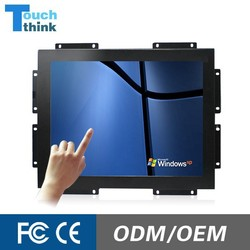 touch screen LCD open frame monitor