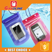 Hot sale fashional pvc waterproof bag for phone camera