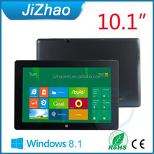 New developed 10.1 inch Win8.1 RAM2GB+ROM 64GB tablet pc with intel chipset ,Support GPS & 3G data without calling