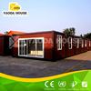 Qualified steel structure prefab mobile houses for sale