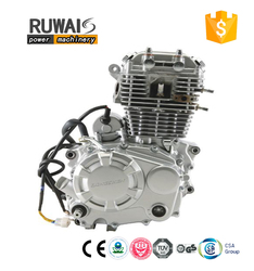 Small 133cc Motorcycle Engine For Sale(ZS158FMI-C)