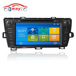 8 inch 256 MB RAM car radio for TOYOTA PRIUS (right) ( 2009-2013) car dvd player with GPS,Radio,bluetooth,steering wheel