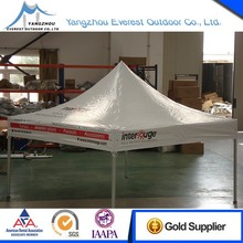 2015 new design popular exhibition aluminium folding tent