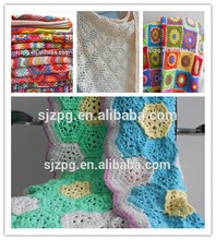 Crochet Knitted Baby Blanket, Crochet Blanket For Children