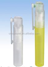 Hot sale ,Plastic Popular perfume pump pet plastic hand mist mini trigger sprayer,perfume sprayer pen