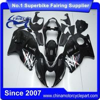 FFKSU012 Motorcycle Fairing For GSXR 1300 GSXR1300 For Hayabusa 1999-2007 Body Work Cowling SC002