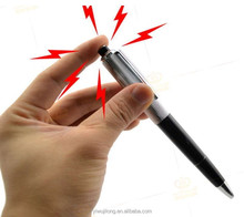 best quality made in China electronic shock pen,multi function pen