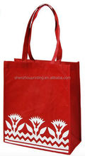 Wholesale Recyclable non woven bag/PP Non Woven Bag/xmas pp non woven bag