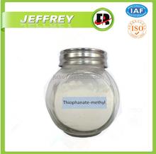 Jiangsu chemical factory supply thiophanate methyl 70 wp