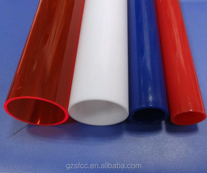 tube en plexiglas pmma tube rond clair acrylique tube feuilles en plastiques id de produit. Black Bedroom Furniture Sets. Home Design Ideas