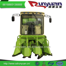 Chinese Famous Engine Of 125Hp Professional Mini Corn Combine Harvester For Sale