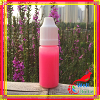 10ml bottiglia del bottle with childproof cap with seal ring